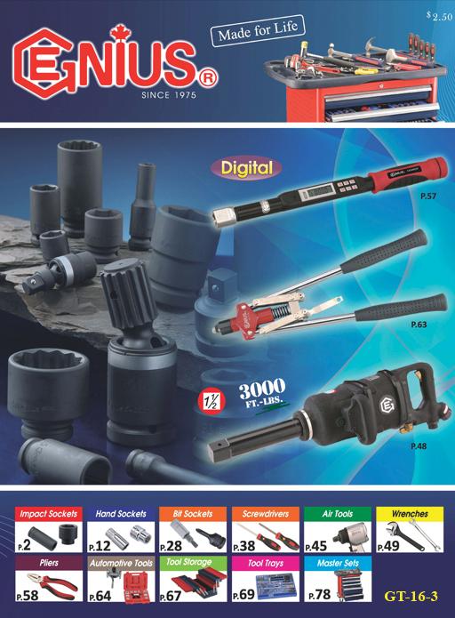 GT-16-3 Catalogue (14mb)