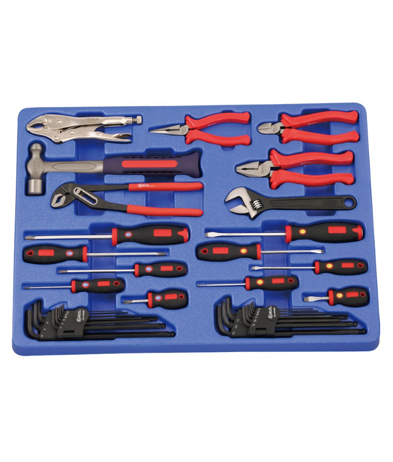 35 Piece Pliers & Screwdriver Set