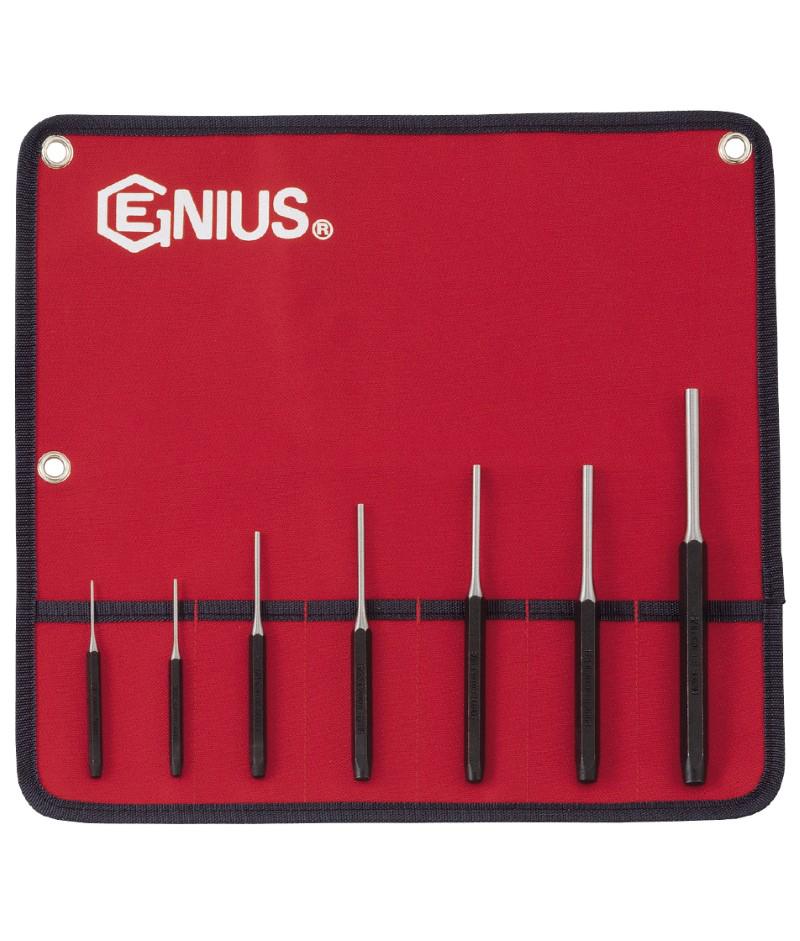 7 Piece SAE Pin Punch Set